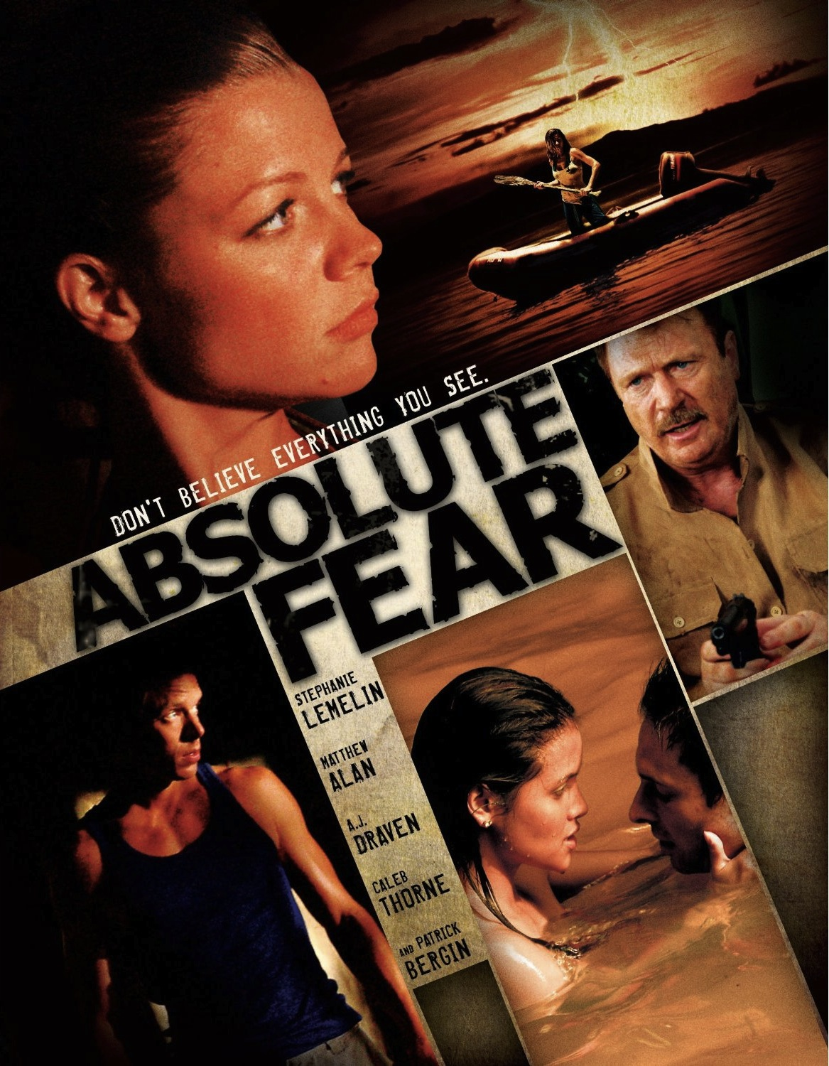 Absolute Fear affiche